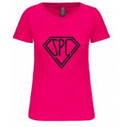 Tee-shirt SPC Femme -...